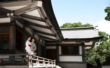 【日本大阪】历史名城|日式庭院|特色街拍