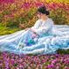【诺汐视觉】唯美花仙子 西南最大薰衣草基地外景