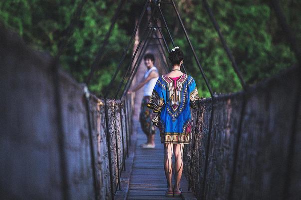 希菲尔婚纱摄影【森林公园】作品欣赏