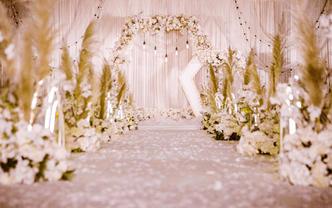 A7婚礼策划《特供答谢套系》含婚礼人员
