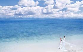 【原摄影】三亚白沙滩系列私人定制