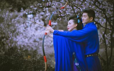 长乐未央四期原创婚服----倾城【紫鸢】