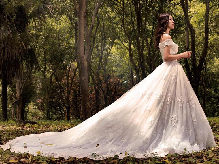 LaRita婚纱礼服馆【NOW WHITE】新娘婚纱
