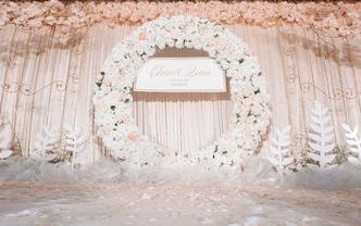 特价婚礼-网红仙气梦幻套系《缘》-皇后婚礼