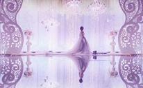 精美新娘婚纱套系