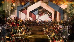 【99潮婚节爆款】含四大莫兰迪撞色风《不期而遇》