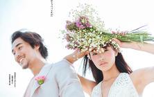 五星级酒店+最美海岛+微电影双机位+定制婚纱