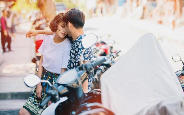 【进部婚纱摄影】简约街拍主题·蜜月之旅