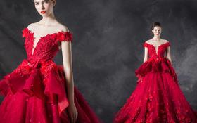 伯瓷皇后·AMAZING RED