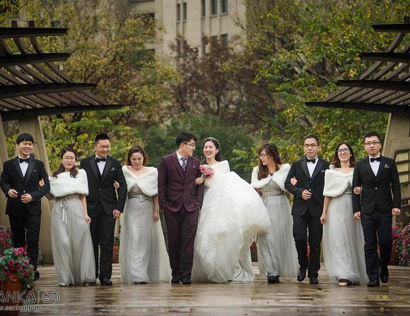 叁咖视务所—总监三机位婚礼摄影