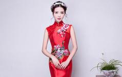 【Amy  中式礼服】 给你不一样的中国风