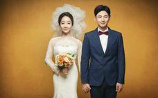 新韩式婚纱照系列