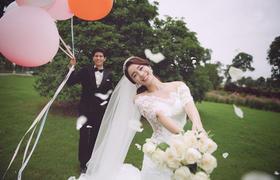 海派婚纱 青岛《婚礼 在路上》