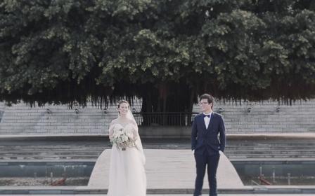 RH婚礼丨电影 双机位婚礼摄像
