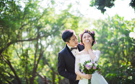 江南映象摄影客片分享&张S夫妇