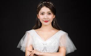 [ELLA]简约主纱齐地公主系列三件套