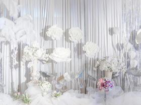浪漫冰雪系婚礼---映雪(典酷年终特惠套餐)