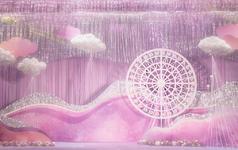 爱丁蜜语创意婚典馆——《云上的乐章》