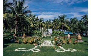 【预定即送机票】五星级酒店住房+浪漫草坪婚礼