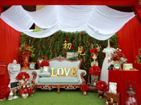 《初见》复古主题婚礼,绵阳梦工厂婚礼定制出品