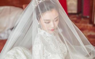 【锦一新娘】7系|首席跟妆+婚纱秀禾敬酒服