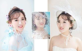【挚爱婚纱】婚礼纪特供市内跟妆1680新娘造型