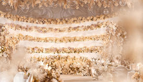 【经典香槟】三对一定制服务/预约免费获得婚礼预案