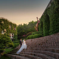 【乐玛摄影】哥伦波太湖城堡旅拍系列底片全精修全送