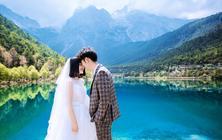 【双影像定制旅拍】大理+丽江+微电影+送婚纱