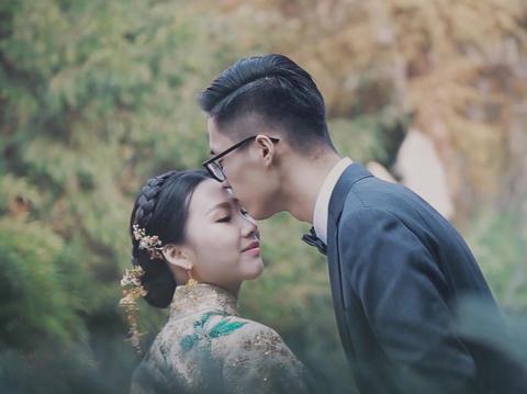 婚礼单机位 爱情故事电影 馥悠映画