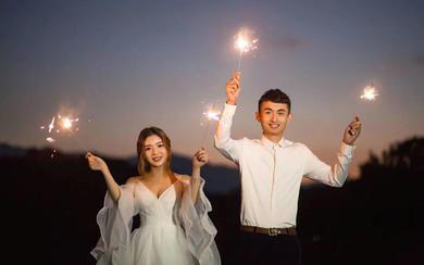 【摄谷客片赏析】郑先生&孙女士