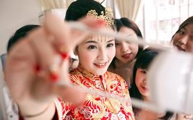 婚礼摄像篇 迎亲 + 酒店全程纪实拍摄(特级)