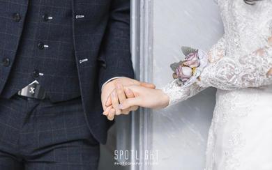 【追光影像】婚礼日•尊蓝