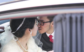 杭州婚礼跟拍