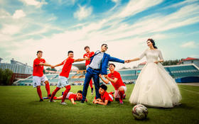 【品味空间】足球爱情