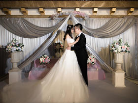 和韵.高级灰  粉灰系高冷色  梦想婚礼