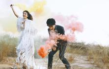 【洛克摄影】婚礼纪会员专享 新中式婚纱 底片全送