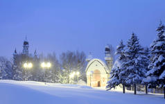 日本北海道雪之教堂婚礼,乐惟重庆海外婚礼旅拍