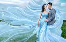 三亚伯爵婚纱摄影旅拍婚纱摄影海景婚纱摄影7588