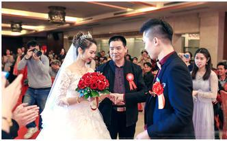 【小辉映画】专业全画幅相机婚礼摄影中端婚礼套餐