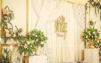 【素格清新婚礼布置】 拾年之约