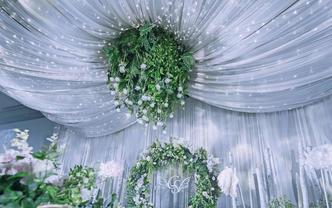 吉时婚礼秀系列——森与精灵