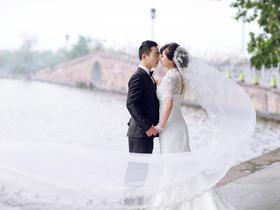 小九寨旅拍婚纱照