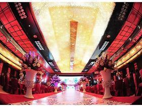 【婚礼侠】简约中式婚礼含资深婚礼人员