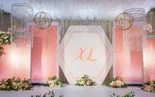 【花理派婚礼】包含四大金刚+主题婚礼设计