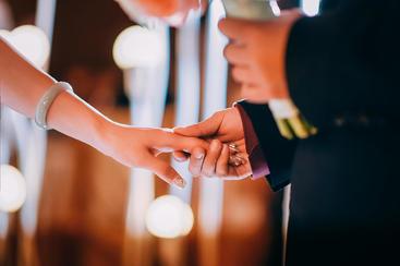 「婚礼场布」9.6与你一起放肆幸福