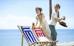 【北海旅拍】婚纱照一对一拍摄 微电影  产品包邮