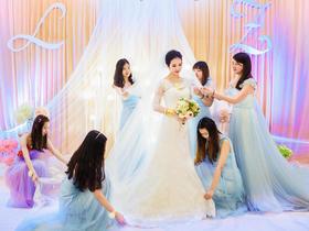 【MY VISION婚礼】首席婚礼摄影单机位+首席化妆师