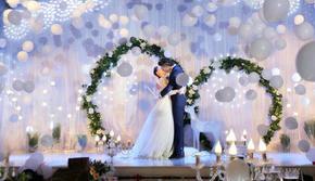 《遇到》白绿小清新唯美浪漫婚礼