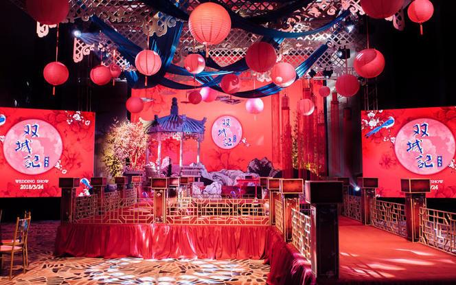 【丽宝原创】大气中式婚礼苏式风格温婉典雅